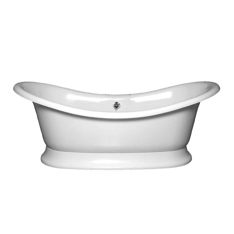 The Big White Bath