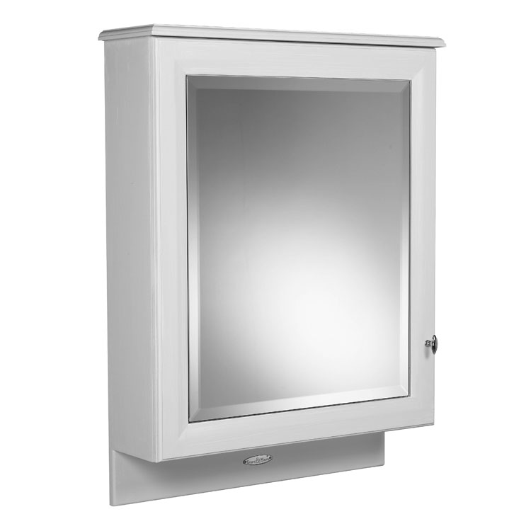 Oxford Door Wall Cabinet With Mirror