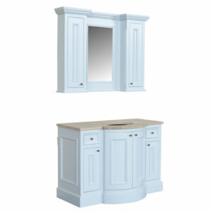 Holton Single Vanity With Cabinets