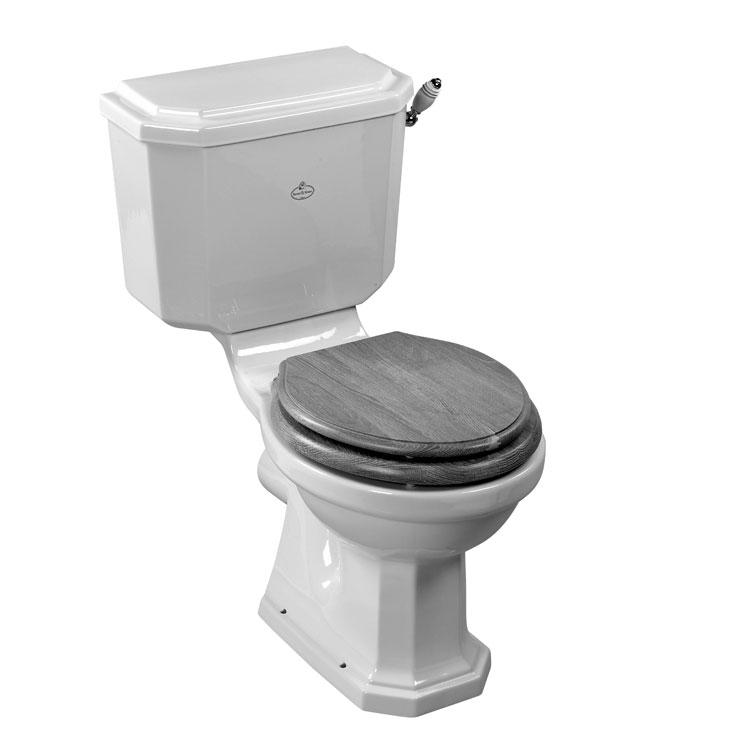 New York Monoblock Toilet With Handle