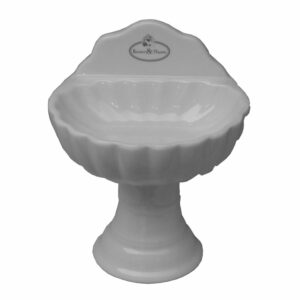 Pedestal Soap Tray