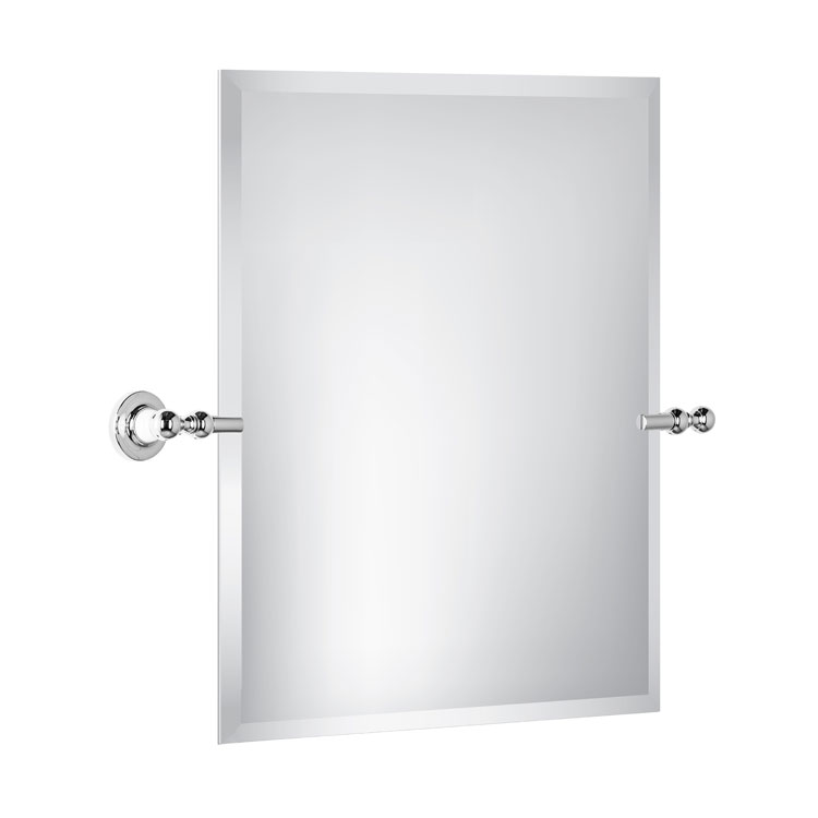 Square Swivel Bathroom Mirror