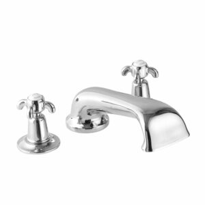 3-Hole Bath Mixer
